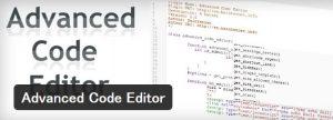 Advanced Code Editor